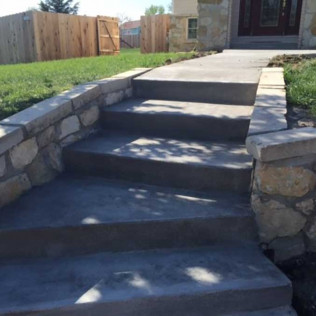 Driveways, Sidewalks, Patios & Porches