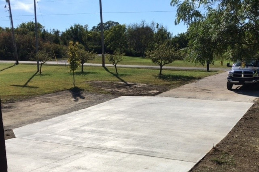 Add New Concrete Features Around Your Property